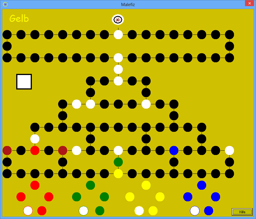 Brettspiel Screenshot